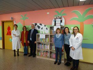 donazione librerie Giunti al Punto (1)